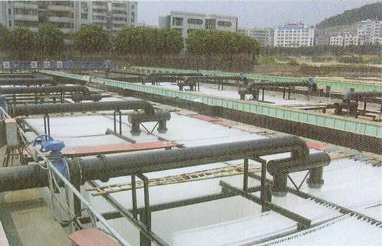 深圳草埔污水处理厂
